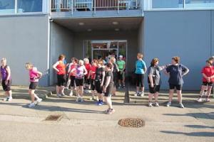 Klubløbet 11 maj 2012