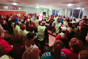 Opstart løbeskole - Marts 2012